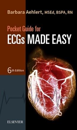 Abbildung von Aehlert | Pocket Guide for ECGs Made Easy | 6. Auflage | 2017 | beck-shop.de
