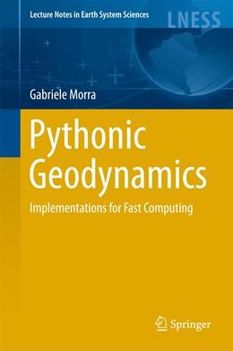 Abbildung von Morra | Pythonic Geodynamics | 1st ed. 2018 | 2017 | Implementations for Fast Compu...