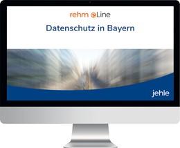 Abbildung von Wilde / Ehmann / Niese | Datenschutz in Bayern online | 2017 | Bayerisches Datenschutzgesetz,...