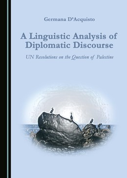 Abbildung von Acquisto | A Linguistic Analysis of Diplomatic Discourse | 1. Auflage | 2017 | beck-shop.de