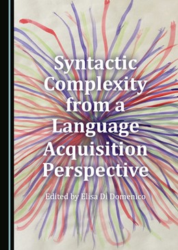 Abbildung von Domenico | Syntactic Complexity from a Language Acquisition Perspective | 2017
