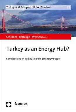 Abbildung von Schröder / Bettzüge   Turkey as an Energy Hub?   1. Auflage   2017   beck-shop.de