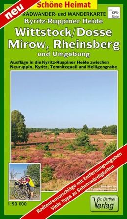 Abbildung von Kyritz-Ruppiner Heide, Wittstock/Dosse, Mirow, Rheinsberg und Umgebung | 1., Aufl | 2017 | Ausflüge in die Kyritz-Ruppine...