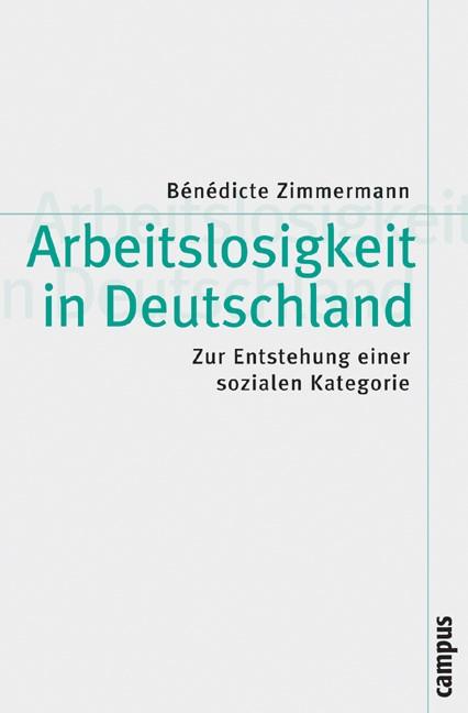 Abbildung von Zimmermann | Arbeitslosigkeit in Deutschland | 2006