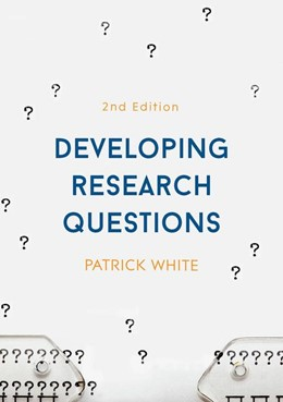 Abbildung von White | Developing Research Questions | 2nd ed. 2017. 2017 | 2017