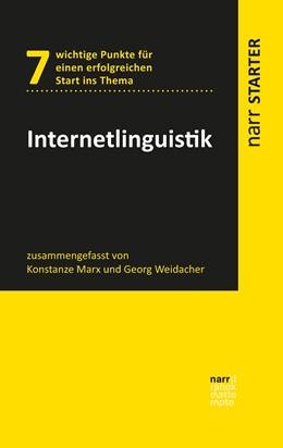 Abbildung von Marx / Weidacher   Internetlinguistik   2019