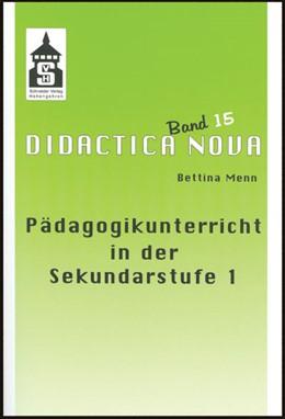 Abbildung von Menn   Pädagogikunterricht in der Sekundarstufe I   2005   15