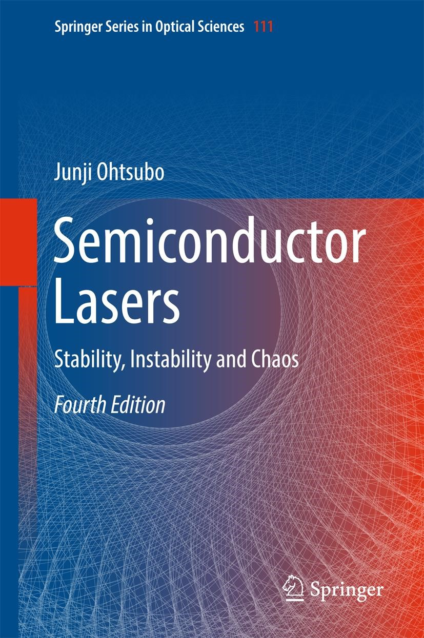 Semiconductor Lasers | Ohtsubo | 4th ed. 2017, 2017 | Buch (Cover)