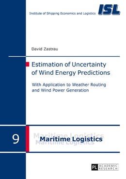 Abbildung von Zastrau | Estimation of Uncertainty of Wind Energy Predictions | 2017 | With Application to Weather Ro...
