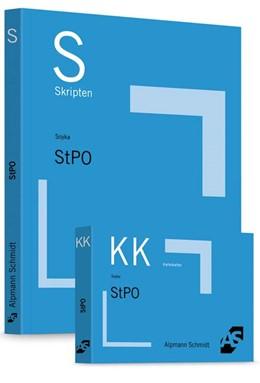 Abbildung von Soyka | Skript StPO + Karteikarten StPO - Set