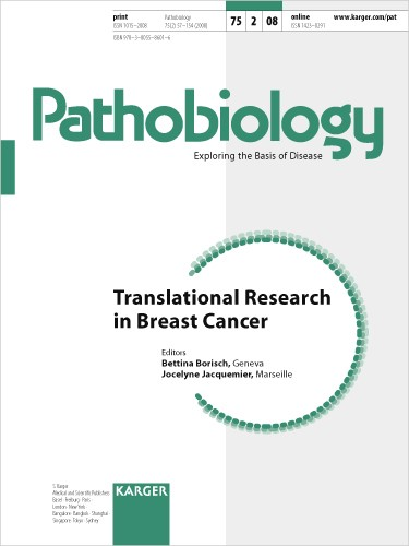 Translational Research in Breast Cancer | Borisch / Jacquemier, 2008 | Buch (Cover)