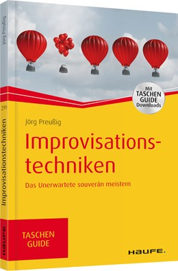 Abbildung von Preußig   Improvisationstechniken   2017   Das Unerwartete souverän meist...