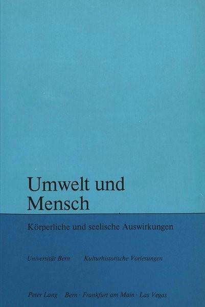 Abbildung von Mercier | Umwelt und Mensch | 1978