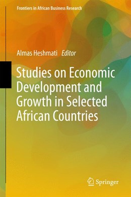 Abbildung von Heshmati | Studies on Economic Development and Growth in Selected African Countries | 2017