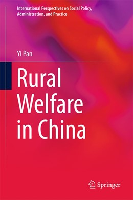 Abbildung von Pan | Rural Welfare in China | 1. Auflage | 2017 | beck-shop.de