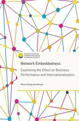 Abbildung von Ratajczak-Mrozek | Network Embeddedness | 1. Auflage | 2017 | beck-shop.de