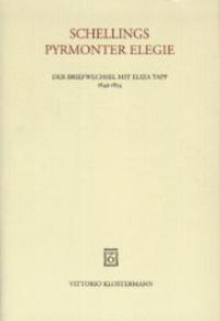 Abbildung von Schellings Pyrmonter Elegie   2000