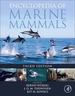 Abbildung von Würsig / Thewissen / Kovacs | Encyclopedia of Marine Mammals | 2017