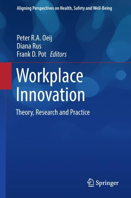 Workplace Innovation | Oeij / Rus / Pot | 1st ed. 2017, 2017 | Buch (Cover)
