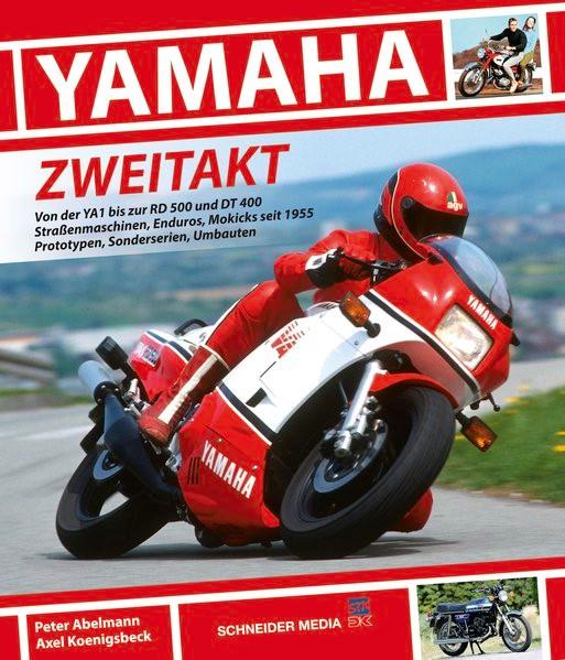 YAMAHA Zweitakt | Abelmann / Koenigsbeck, 2017 | Buch (Cover)