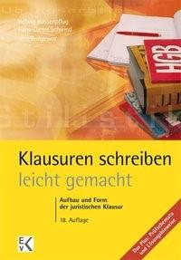 Klausuren schreiben - leicht gemacht | Bringewat | 19., neu bearbeitete und erweiterte Auflage. 2017, 2017 | Buch (Cover)