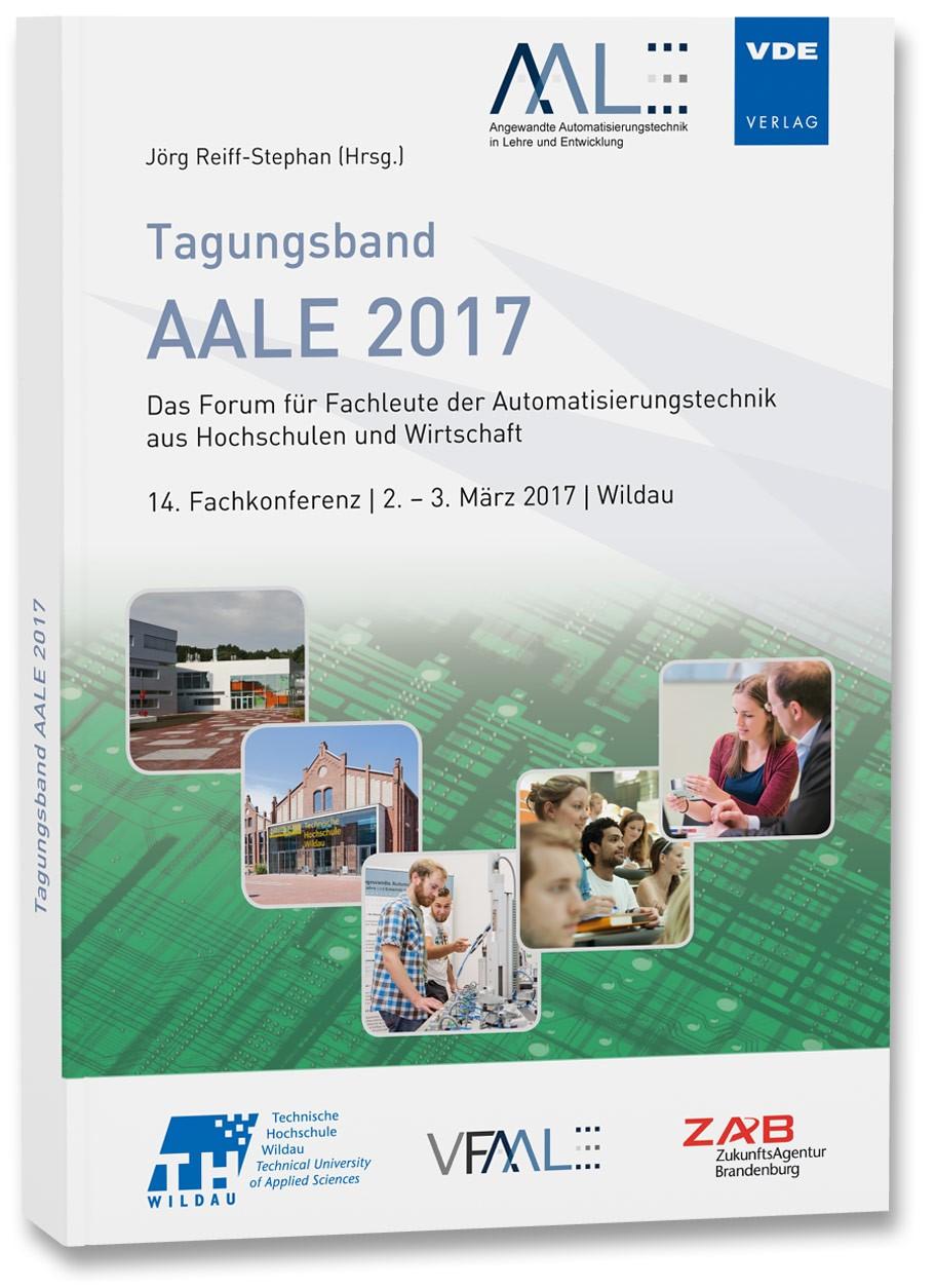 AALE 2017 | Neuerscheinung, 2017 | Buch (Cover)