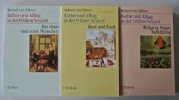 Abbildung von van Dülmen, Richard   Kultur und Alltag in der Frühen Neuzeit   1. Auflage   2005   beck-shop.de