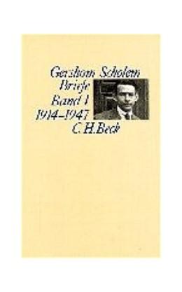 Abbildung von Scholem, Gershom   Briefe   1. Auflage   1994   beck-shop.de