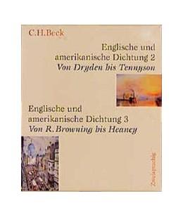 Abbildung von Englische und amerikanische Dichtung | 2000 | Gesamtwerk in 4 Bänden
