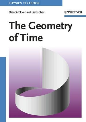 The Geometry of Time | Liebscher, 2005 | Buch (Cover)