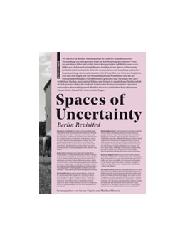 Abbildung von Cupers / Miessen | Spaces of Uncertainty - Berlin revisited | 1. Auflage | 2018 | beck-shop.de