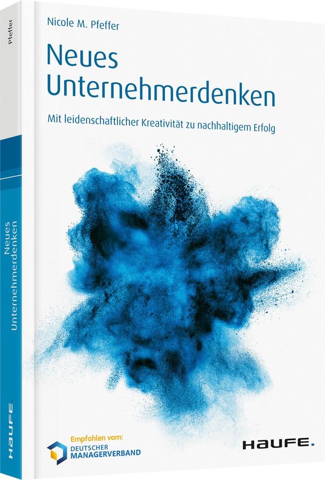 Neues Unternehmerdenken | Pfeffer, 2017 | Buch (Cover)