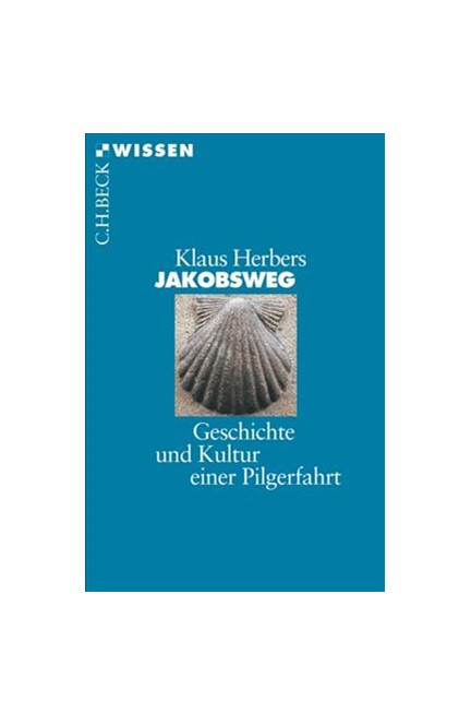 Cover: Klaus Herbers, Jakobsweg