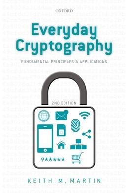Abbildung von Martin | Everyday Cryptography | 2017 | Fundamental Principles and App...