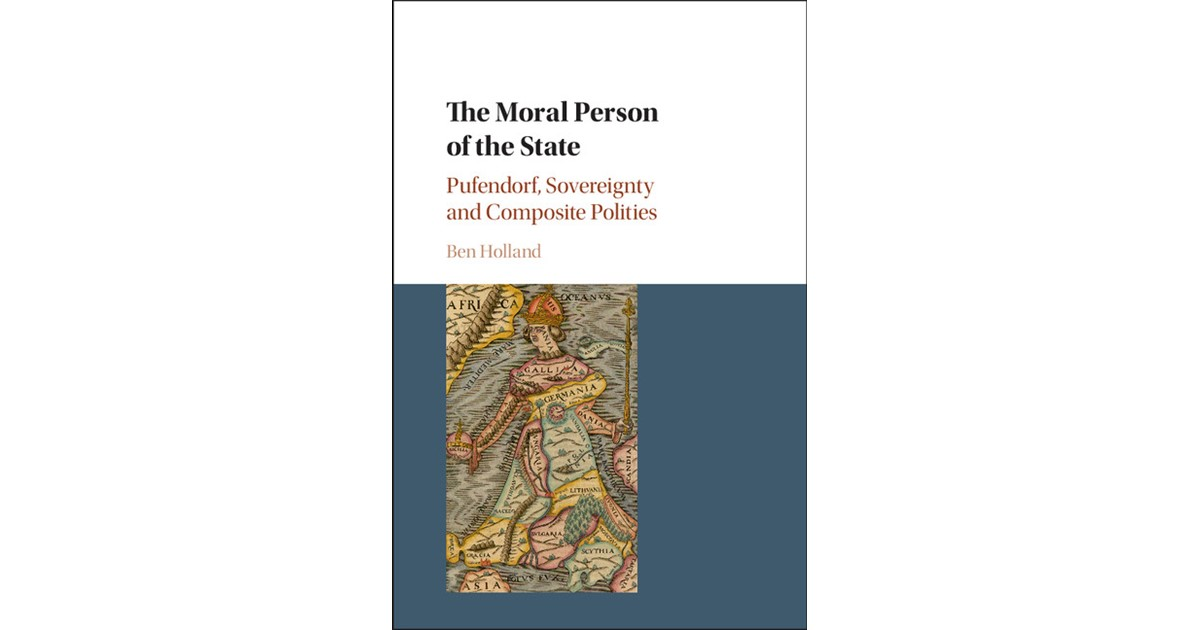 The Moral Person Of The State Holland 2017 Buch Beck Shop