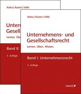 Abbildung von Ratka / Rauter | Unternehmens- und Gesellschaftsrecht, Band 1 + 2 | 1. Auflage | 2017 | beck-shop.de