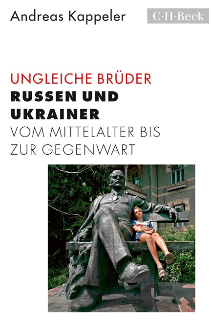 Cover: Andreas Kappeler, Ungleiche Brüder