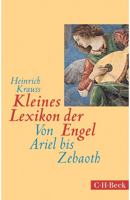 Cover: Heinrich Krauss, Kleines Lexikon der Engel