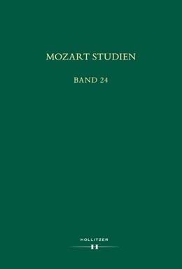 Abbildung von Schmid   Mozart Studien Band 24   2017