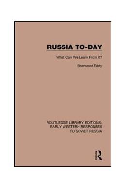 Abbildung von Eddy | Russia To-Day | 1. Auflage | 2017 | beck-shop.de