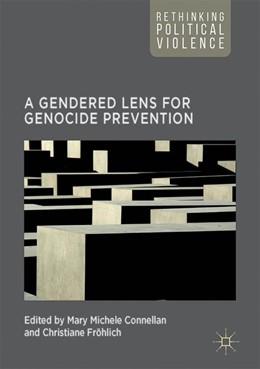 Abbildung von Connellan / Fröhlich | A Gendered Lens for Genocide Prevention | 1. Auflage | 2017 | beck-shop.de