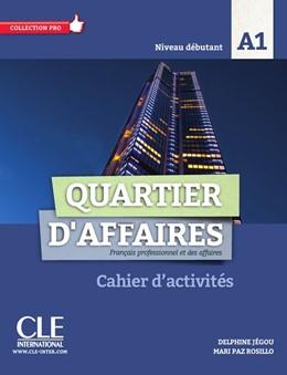 Abbildung von Quartier d'affaires débutant A1. Cahier d'exercices | 1. Auflage | 2017 | beck-shop.de