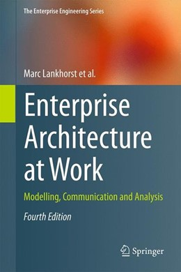 Abbildung von Lankhorst | Enterprise Architecture at Work | 4th ed. 2017 | 2017 | Modelling, Communication and A...
