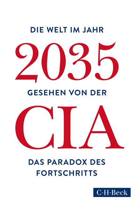 Cover: , Die Welt im Jahr 2035