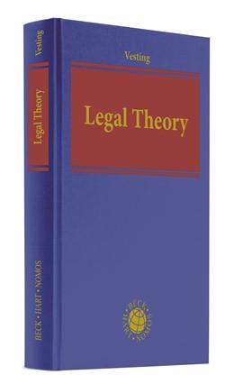 Abbildung von Vesting | Legal Theory | 2018
