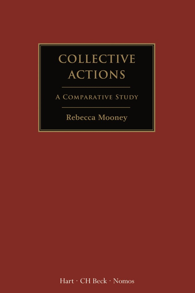 Collective Actions: A Comparative Study of Safeguards and Barriers | Mooney-Kyrle, 2018 | Buch (Cover)