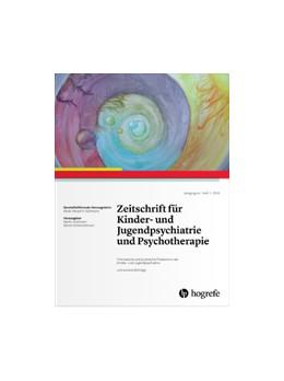 Abbildung von Zeitschrift für Kinder- und Jugendpsychiatrie und Psychotherapie   47. Jahrgang   2019