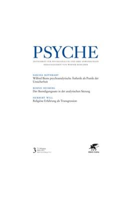 Abbildung von PSYCHE   72. Auflage   2021   beck-shop.de