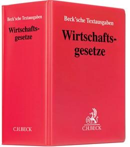 Abbildung von Wirtschaftsgesetze | 112. Auflage | 2021 | beck-shop.de