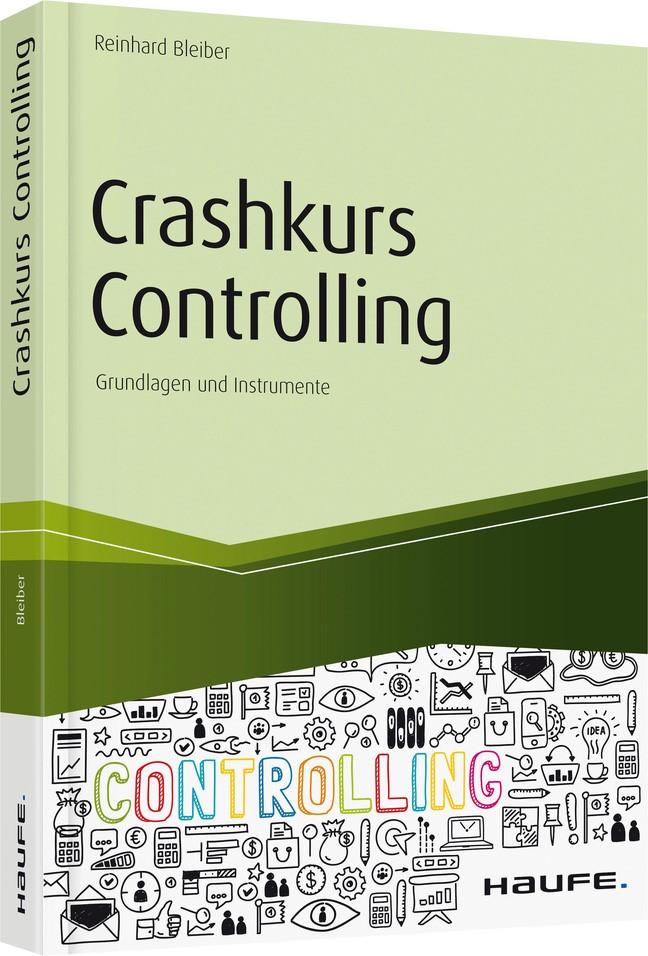 Crashkurs Controlling | Bleiber, 2017 | Buch (Cover)